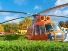 Helikopter - Glamping Jan Klaassen Dromenland