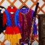 Prins- en Prinsessentent - Overnachting Yurt