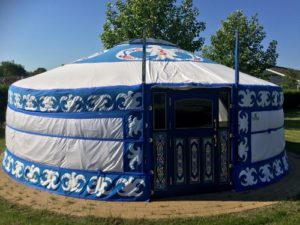 Yurt Prinsessentent