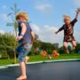 Camping Jan Klaassen Dromenland - Trampoline