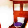 Jan Klaassen Dromenland Piratenboot toilet