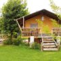 safaritent luxe bungalowtent vakantiepark Nederland