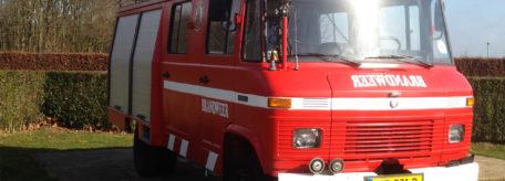 Brandweer auto dromenland Voor WEB