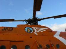 helikopter sky pilot dromenland