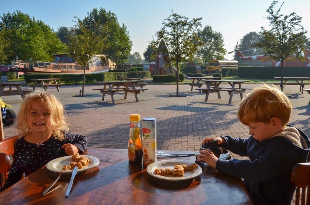 Glamping Gelderland - Jan Klaassen Dromenland - Restaurant