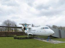 Kamperen met kinderen - Vliegtuig